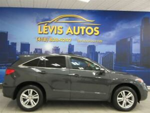 2014 Acura RDX TECHNOLOGIE PACKAGE GPS NAVIGATION 79900 KM !
