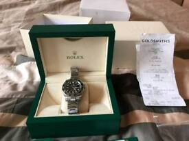Rolex 2015 gmt 2 for sale!! 116710LN