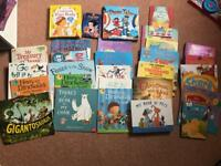30 VARIOUS KIDS BOOKS £10
