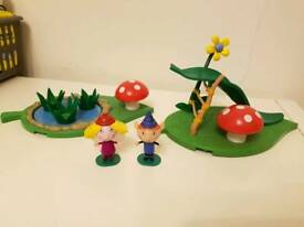 Ben & Holly's Little Kingdom Magical Playground Set