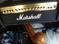 Marshall Mg100fx Head Amp