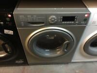 HOTPOINT 9/6KG SILVER WASHER DRYER