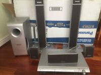 Panasonic SA HT540 DVD Home Theater Sound system