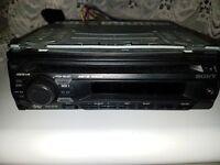 sony xplod mp3 cd player