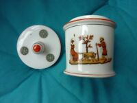 lovely old? Vintage? Collectible Japanese Chinese Pot