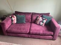 Sofology Sofa, Cuddle Chair and Footstool
