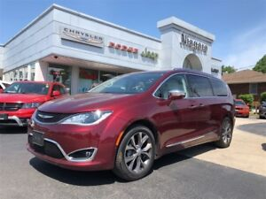 2017 Chrysler Pacifica | LTD | NAV | 20 | BLND SPT | DUAL DVD
