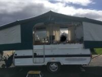 Trigano Randger 575 LX Folding Camper