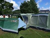 Tent outwell