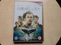 In the Heart of the Sea DVD Movie