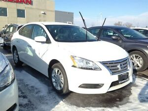 Nissan Sentra 1.8 sv nissan cpo rates from 1.9% 2015