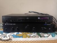 Cambridge Audio A1mk3 Integrated Amplifier and CD34 CD Player. Hi Fi separates. Used, working
