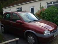 Vauxhall Corsa 1200 GLS - Automatic Gearbox - Spares or Repair