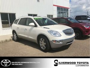 2010 Buick Enclave CXL AWD, LEATHER, ON OWNER