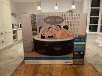 Lay Z Spa Miami Hot Tub Brand New 2021 Model With Full Warranty
