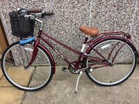 Ladies bike with basket