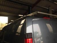 Citroen Dispatch Rhino Roof Rack