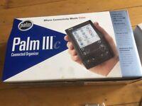 Palm IIIc personal organiser