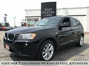 2013 BMW X3 28i | PANO ROOF | BLUETOOTH | LEATHER