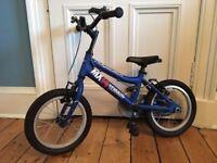 Boy / Child Ridgeback MX14 Terrain starter bike