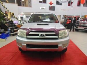 2004 Toyota 4Runner SR5 4X4+TOIT OUVRANT+A/C+MAGS