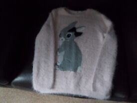 H & M Girl's jumper age 9-10 very good condition