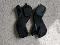 Besafe car seat to iCandy Raspberry adapters