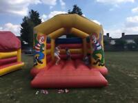 Bouncy Castle * Size - 14ft square * FOR SALE + All Accessorises