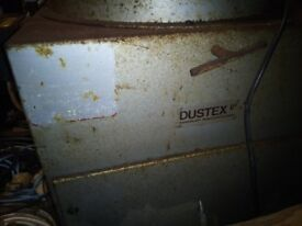 3 phase Dustex workshop hoover