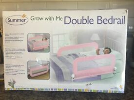Brand New In Box Summer Double Bed Rail