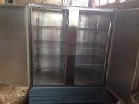 Foster chiller fridge