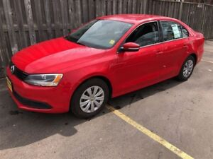2014 Volkswagen Jetta Trendline+, Auto, Heated Seats, Only 18, 0