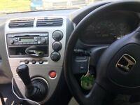 Honda Civic 1.4 2001