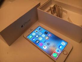 iPhone 6 64gb unlocked to any network boxed
