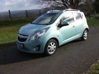 2011 CHEVROLET SPARK 1.2 LS+ ONLY 18,000 MILES