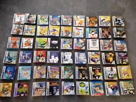 Vintage Massive Gameboy colour games bundle