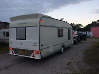 Award Northstar 5 Berth Caravan