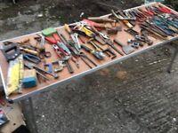tools job lot all clean