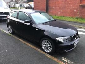 BMW 118d es auto
