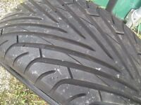 PART WORN TYRE 225/35/ZR20 LINGLONG 9 MM