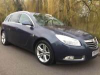 VAUXHALL INSIGNIA 1.8 SRI 6 SPEED ESTATE CAR FULL MOT FULL SERVICE HISTORY FIRST TO SEE WILL BUY