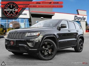 2015 Jeep Grand Cherokee ALTITUDE 4WD 1-OWNER TRADE-IN!!