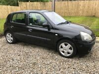 2005 Renault Clio cheap to clear £300
