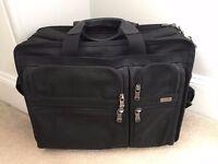 Tumi Expandable Briefcase / Overnight Bag