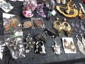 Job-Lot Mix Jewellery