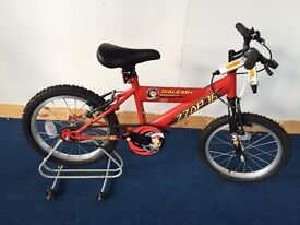 """16"""" Raleigh ZZAP for Boy. *BRAND NEW*"""