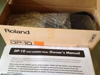 Roland Damper Pedal DP10 BNIB