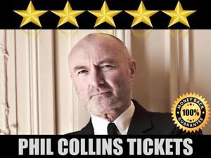 Discounted Phil Collins Tickets | Last Minute Delivery Guaranteed!