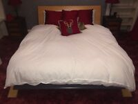 Amazing Super King size bed - BUY NOW - urgent house move.