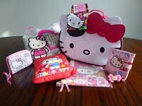 'Hello Kitty' Bag / Sock / Hair Collection